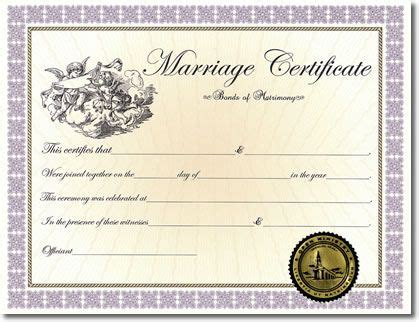 south carolina marriage license form classic marriage certificate ceremony pinterest