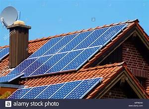 Auf Dem Dach : erneuerbare stockfotos erneuerbare bilder alamy ~ Frokenaadalensverden.com Haus und Dekorationen