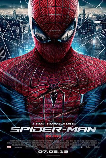 Spider Amazing Spiderman Film Films Webb Marc
