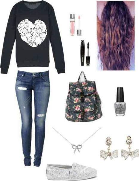 Fabulous School Outfit Ideas for Teenage Girls 2017/2018... - Trend Wear