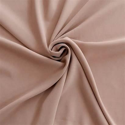 Crepe Pink Stretch Triacetate Blush Fabric Yard