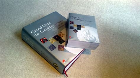 grand livre de cuisine more cookbooks than sense grand livre de cuisine by alain
