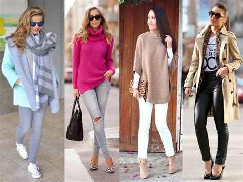 Style In Simplicity [Visualized] : Winter Street Styles Trends 2016