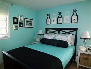 Dormitorios con Color Turquesa
