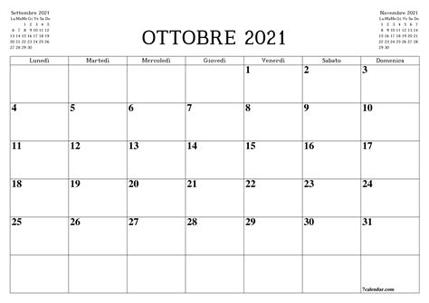 calendario  pianificatore mensili  bianco stampabili