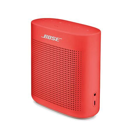 bose soundlink color bose 174 soundlink 174 color ii water resistant bluetooth