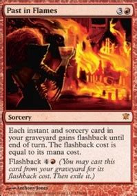 mtg pyromancer deck modern pyromancer ascension modern modern mtg deck