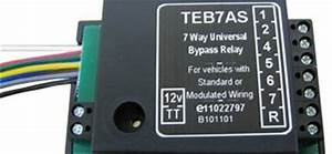 7 Way Universal Bypass Relay
