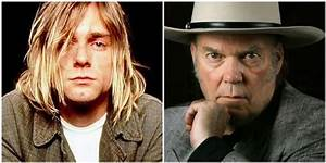 """Neil Young on Kurt Cobain's suicide: """"It fucked with me ..."""