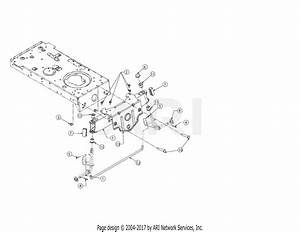 Mtd 13w878st031 Lt 4600  2016  Parts Diagram For Pivot Axle