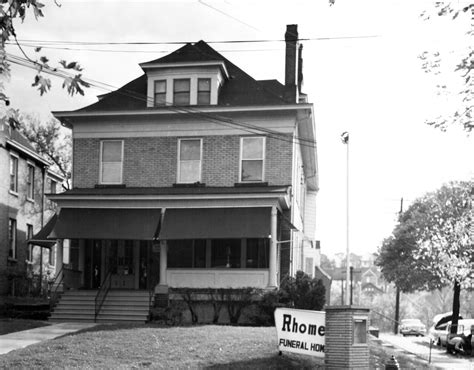 Rhome Funeral Home by About Us
