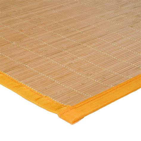 tapis en bambou id 233 es de d 233 coration int 233 rieure