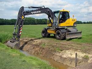 Volvo Ew 140 Wheeled Excavator Service Repair Shop Manual