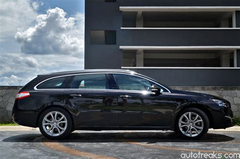Peugeot 508 Review by Test Drive Review Peugeot 508 Sw Thp Autofreaks
