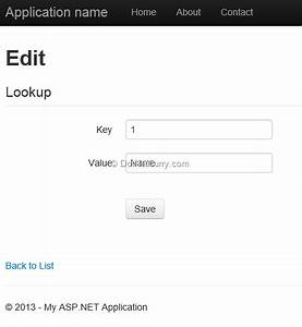 getting started with knockoutjs in aspnet mvc With knockout template foreach