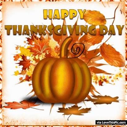 Thanksgiving Happy Pumpkin Gifs Friends Lovethispic Thanks