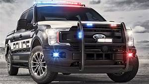 Ford F-150 Police Responder  2018  To Protect  U0026 Serve