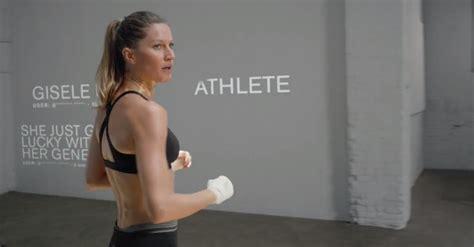 Gisele Bündchen Kicks Ass In Latest Under Armour Ad