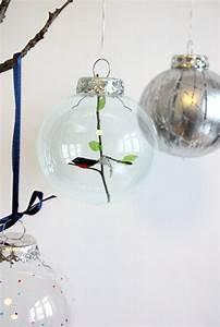 Weihnachtskugeln Selbst Gestalten : t rchen nr 17 selbstgestaltete christbaumkugeln aus glas ~ Lizthompson.info Haus und Dekorationen