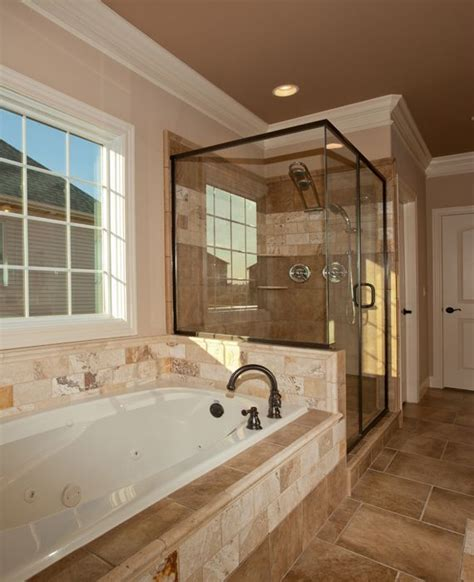 Love The Tub And Shower Next To Each Other, Different