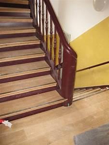 Treppen Anti Rutsch Gummi : treppenrestaurierung stufen eiche halb gewendelt mit anti rutsch schreinerei rolf sch fer ~ Eleganceandgraceweddings.com Haus und Dekorationen