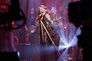 """Steven Tyler Performs """"My Own Worst Enemy"""" On """"Late Night ..."""