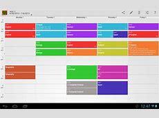 Secondary School Timetable