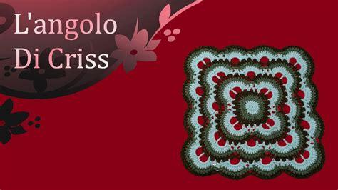 Piastrelle Crochet by Piastrella Alluncinetto A Sbalzi Crochet Square