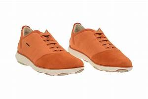 Geox Nebula B Sneakers in orange Herren Halbschuhe