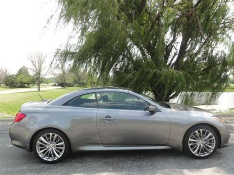 car owners manuals for sale 2012 infiniti g navigation system purchase used 2012 infiniti g37s convertible for sale in batavia illinois united states for