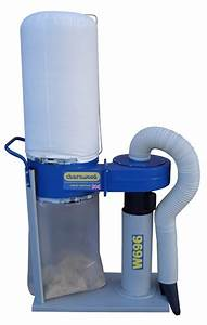 W696 Dust Extractor With 1 Micron Cartridge Filter