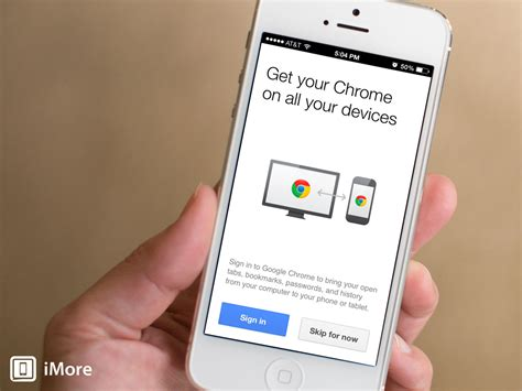 autocomplete iphone chrome for iphone and gets updated with
