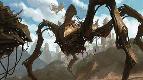 thopter deck standard 2015 thopter im anflug magic the gathering