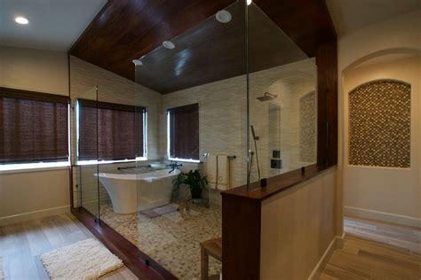 Luxury Spa Bathroom Designs by Luxury Spa Bathroom Remcon Design Build