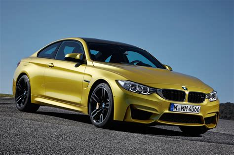 2015 Bmw M4 Coupe Features And Performance Announced