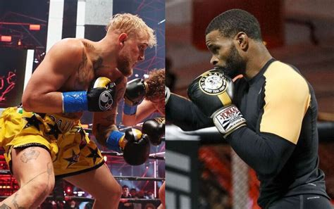 Tyron woodley, with official sherdog mixed martial arts stats, photos, videos, and more for the welterweight fighter from. Jake Paul Negotiates Rematch Clause In Contract Ahead of ...