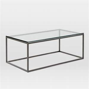 12 best glass coffee tables in 2018 glass top coffee With west elm glass coffee table