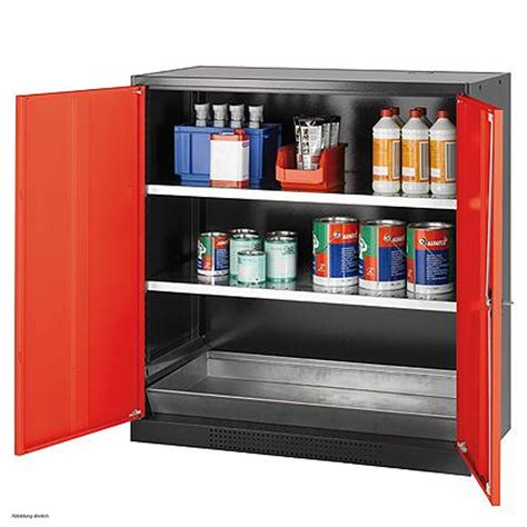 Chemical Cabinets by Asecos Chemical Storage Cabinet Cs Classic 105 Cm Height
