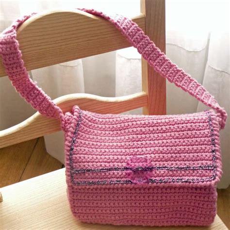 petit sac au crochet sittelle
