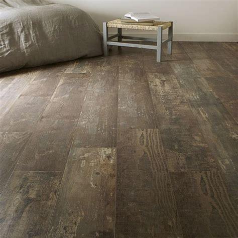 sol stratifié chambre sol stratifié aero déco ép 7 mm décor bois vieilli