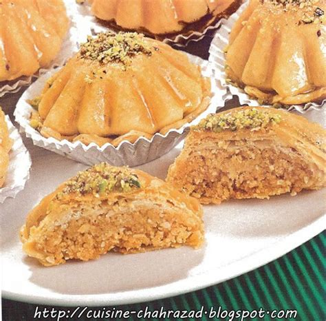 recette de gateaux algerien baqlawa individuelle تحميل كتب الطبخ