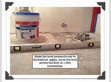how to level a bathroom floor for tile 28 images how