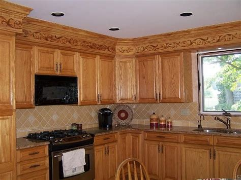 what to do with soffits kitchen soffit above kitchen