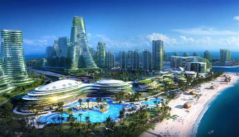 Malaysia's Forest City Primed For Green Development News