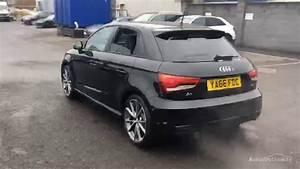 Audi A1 S Edition : audi a1 sportback tdi s line black edition black 2016 youtube ~ Gottalentnigeria.com Avis de Voitures