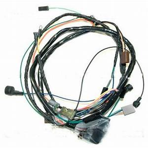 71 Chevy Nova Engine Wiring Harness  New