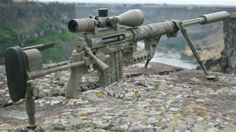 13 Hd Sniper Rifle Guns Wallpapers