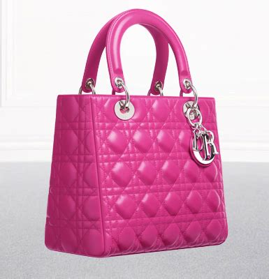 lady dior bag  spring  spotted fashion