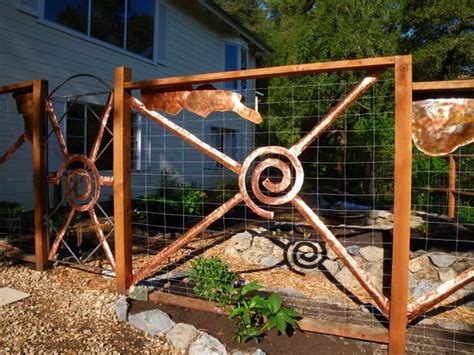 Garden Deer Fence by Designing An Edible Front Yard Edible Landscaping Made