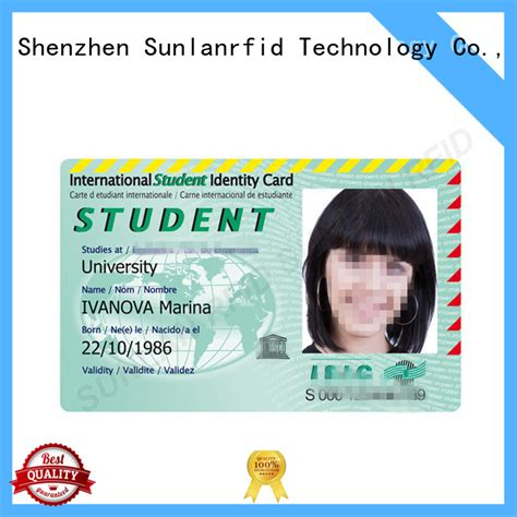 id id card template chip wholesale  transportation